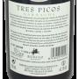 Tres picos Campo de Borja vin d'Espagne