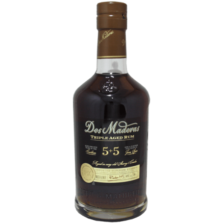 Rhum Dos Maderas PX 5+5 Bodega Williams & Humbert