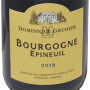 Bourgogne rouge bio Epineuil Abbaye du Petit Quincy
