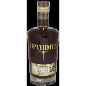Rhum Opthimus 25 ans République Dominicaine