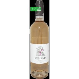 Alpilles rosé bio 2020 Romanin