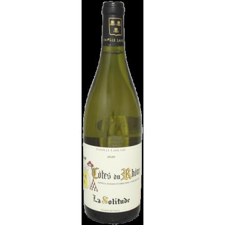 Côtes du Rhône blanc 2020 La Solitude