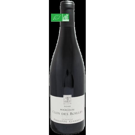 Bourgogne Clos des Boilles 2019 Domaine Philippe Garrey