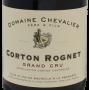 Bourgogne Corton Grand Cru 2015 Chevalier