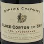 Bourgogne Aloxe-Corton premier cru Valozières 2018 Chevalier