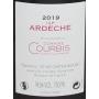 Ardèche 2019 Syrah Domaine Courbis Vin de copains