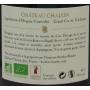 Vin Jaune du Jura Château Chalon bio
