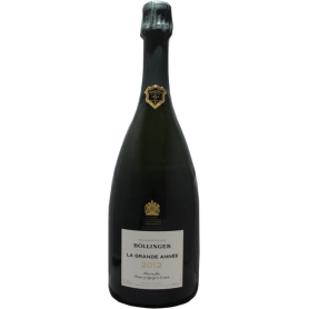 Champagne Bollinger La Grande Année 2012