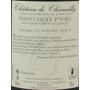 Montagny 2018 château de Chamilly vin de Bourgogne