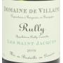 Rully Les Saint Jacques 2019 De Villaine Bourgogne