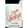 Castillo de Borgia Campo de Borgia 2016 étiquette