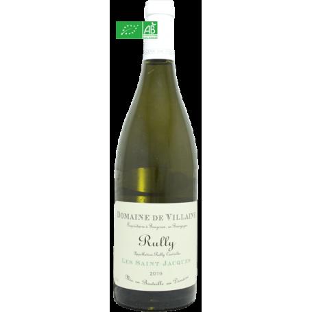 Rully Les Saint Jacques 2019 Domaine De Villaine