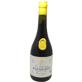 Authentique Jacoulot 7 ans Marc de Bourgogne Extra Egrappé
