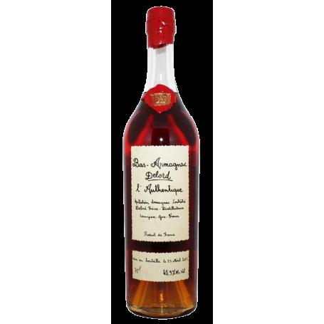 Bas-Armagnac L'Authentique 70cl 45,9% Delord