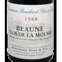 Beaune Clos de la Mousse 1er Cru 1988 Domaine Bouchard Père et Fils