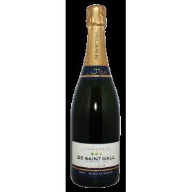 Champagne De Saint Gall 1er Cru Brut Blanc de Blancs