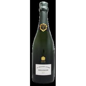 Champagne Bollinger La Grande Année 2005