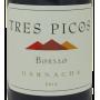 Campo de Borja Tres Picos 2015 Garnacha Bodegas Borsao