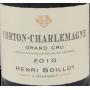Corton-Charlemagne Grand Cru 2010 Domaine Henri Boillot