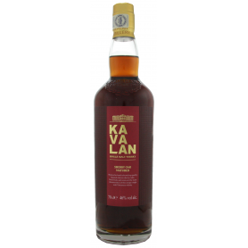 Kavalan Sherry Oak Matured