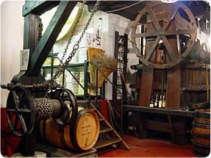 Musée du vin - Cellier Laly Autun